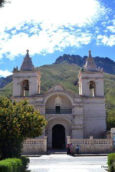 Iglesia Chivay