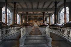 Art of Urbex  #Steampunk #Abandoned