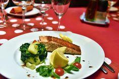 Losos grilovaný / Grilled salmon