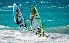 Windsurf Mallorca. Ses covetes. Bellini surf shop