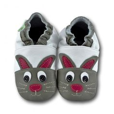 """Résultat de recherche d'images pour """"chaussons cuirs souples lapin"""""""