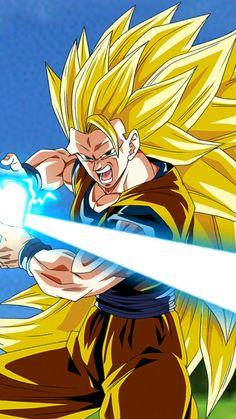 Dragon Ball Z, Rwby Bumblebee, Ssj3, Son Goku, Super Saiyan, Sword Art Online, Digimon, Retro, Anime Art