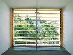 Timber Thermal and Solar Screening  Systems in Double-Skin Facades