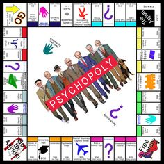 this is for my school psych friends....Psychopology Game by SigmundFreud on Etsy, $34.00