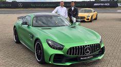 Lewis Hamilton Wants To Make 'LH Series' AMG