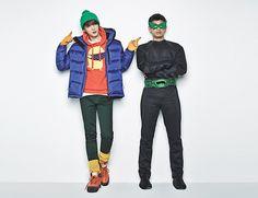 JYJ NII Winter 2013 Ad Campaing