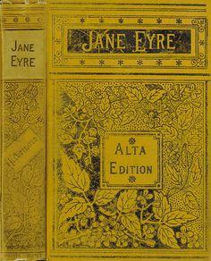 I love Jane Eyre so much, such a fantastic story.  Everytime a new movie version comes out, I'm there.    Jane Eyre, 1847
