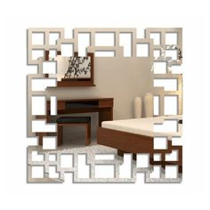 Nalepovacie štvorcové zrkadlá labyrint Dining Bench, Furniture, Home Decor, Nova, Decoration Home, Table Bench, Room Decor, Home Furnishings, Home Interior Design