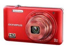 Olympus VG‑160 14.0 MP Compact Digital Camera ‑ 720p