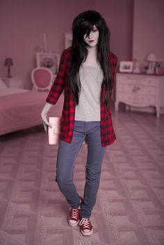 I'm just your problem - Shirogane(Shirogane-sama) Marceline Cosplay Photo - Cure WorldCosplay
