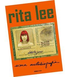 Capa de  Rita Lee, Uma Autobiografia, lançada pela Globo Livros (Foto: Capa de  Rita Lee, Uma Autobiografia, lançada pela Globo Livros)