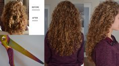 TANIAjane brand removed silicones and created soft beautiful formed curls :-)