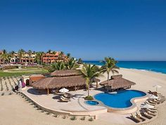 Zoetry Casa Del Mar Los Cabos. Attended our son's wedding here. Had a fabulous time. Would love to go back and renew ou wedding vows here.