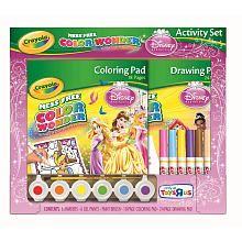 """Crayola Color Wonder Activity Set - Disney Princess - Crayola - Toys """"R"""" Us"""