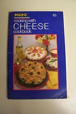 Polly o cooking with cheese recipe book