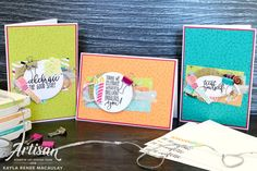 Picture Perfect Party Birthday Cards ~ International Blog Highlight January | Love, Kayla | Bloglovin'