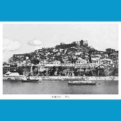 • Καβάλα / Kavala, Greece {1940} Best Cities, Greece, City, Image, Poppies, Greece Country, Cities
