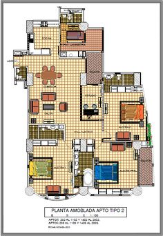 Apartamentos Tipo 2, 276 m2 Condominio The Rivers Country- Edificio the Rivers Towers - Cúcuta Cod 1704 - http://www.inmobiliariafinar.com/inmuebles-2/apartamentos-tipo-2-276-m2-condominio-the-rivers-country-edificio-the-rivers-towers-cucuta-cod-1704/