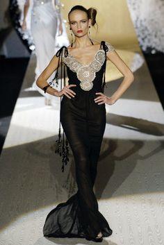 Valentino Garavani 발렌티노 가라바니 : Fall/Winter 2005 Haute Couture Paris : 네이버 블로그