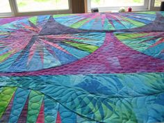 ❤ =^..^= ❤  artistic quilting: New York Beauty Quilt