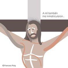 Cristo inmatriculado