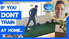 Do you even do soccer drills at home by yourself? Sadly, at home soccer training is the most overlooked form of soccer training. Soccer Footwork Drills, Soccer Training Drills, Soccer Workouts, Soccer Skills, Soccer Tips, Indoor Soccer, Home Team, Soccer Players, Enough Is Enough