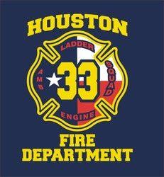 T-shirt Station 20 Twin Peaks Reservoir Dogs San Francisco Fire Dept