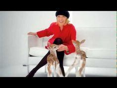 VIDEO //// Diane Keaton on clothes Chico's Holiday 2011