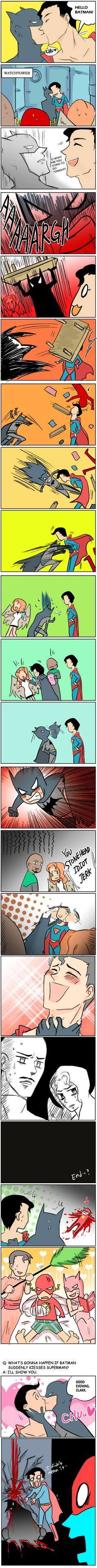 Batman and Superman Batman Meme, Superman X Batman, Damian Wayne, Avengers, Mini Comic, Superbat, Batman Family, Spideypool, Dc Heroes