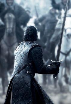 "Jon Snow – Game of Thrones – ""Battle of the Bastards"" ~ bad ass scene! Jon Snow – Game of Thrones – «Bataille des bâtards Arte Game Of Thrones, Game Of Thrones Artwork, Game Of Thrones Tattoo, Game Of Thrones Poster, Game Of Thrones Facts, Game Of Thrones Quotes, Game Of Thrones Funny, Game Thrones, Game Of Thrones Books"