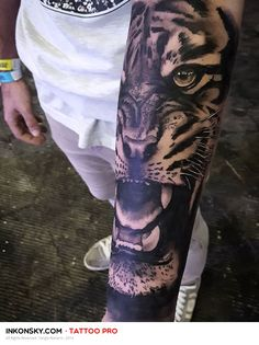 Tattoo by Sergio Romero