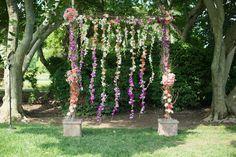 A Succulent-Filled Wedding at Belmont Manor House Belmont Manor, Billiard Room, Formal Gardens, Canopy Tent, Garden Wedding, Wind Chimes, Bride Groom, Real Weddings, Wedding Ceremony