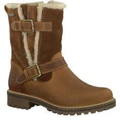 Tamaris Nut '26433' winter ankle boots- at Debenhams.com