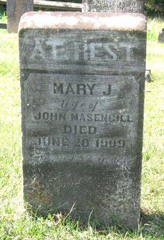 Mary J. Masengill