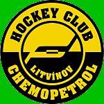 Chemopetrol Litvínov Primary Logo on Chris Creamer's Sports Logos Page - SportsLogos. A virtual museum of sports logos, uniforms and historical items. Hockey Logos, Sports Logos, Juventus Logo