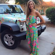 Have fun in the Farrah  Lilly Pulitzer Resort 2013