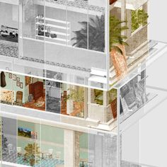 Evan Wakelin, an architecture student at the University of Toronto, has put on an exhibition that has people talking. In a series of unique drawings he compl...