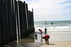 mexican border fence - Google Search