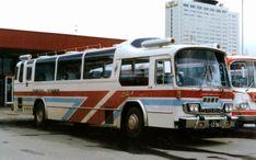 前田観光バス 2台 : バス、鉄道、車、船・・・