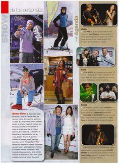 Revista Gente - Lanzamiento de de New Age by Milo @ 31 de Julio de 2013 @ Espacio Milo - Palermo