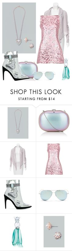 """Untitled #806"" by tabby125 ❤ liked on Polyvore featuring Jeffrey Levinson, L.G.B., Balenciaga, Off-White, Ray-Ban, Anna Sui and Francesca's"