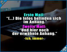 Ich vergess den immer! #sowahr #vergesslich #peinlich #Sprüche #Jodel #lustigeSprüche #Witze #Statusbilder Humor