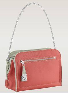 Louis Vuitton Spring Summer 2012 Pochette in Corail $3550
