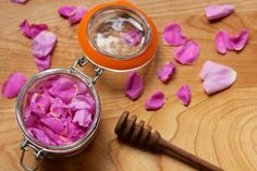 Wild Roses Honey Recipe
