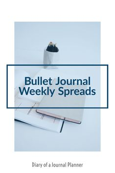 Need some inspiration for your next bullet journal weekly spread? Find everything you need to have in your weekly layout and bujo weekly spread ideas. Bullet Journal And Diary, Bullet Journal For Beginners, Bullet Journal Hacks, Bullet Journal Printables, Bullet Journal How To Start A, Journal Template, Bullet Journal Themes, Bullet Journal Spread, Bullet Journal Layout