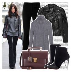 """""""#1404 Street Style"""" by valucarrots ❤ liked on Polyvore featuring OPTIONS, STELLA McCARTNEY, McQ by Alexander McQueen, Zara, Yves Saint Laurent and Christian Louboutin"""