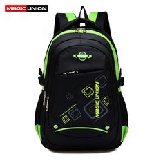 MAGIC UNION Children School Bags High Quality Nylon Backpacks Lighten  Burden On Shoulder For Kids Backpack Mochila Infantil Zip-in School Bags  from Luggage ... 67622c3050660