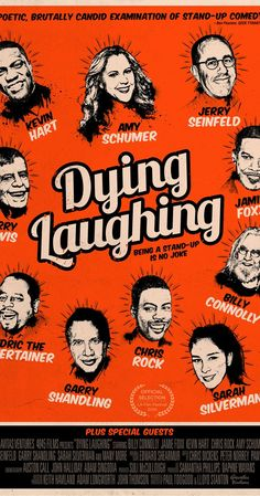 Directed by Lloyd Stanton, Paul Toogood.  With Stephen K. Amos, Dave Attell, Sandra Bernhard, Frankie Boyle. The craft, creative process and complicated lives of stand-up comedians.