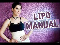 LIPO MANUAL - PERCA MEDIDAS - DICAS DA DEDESSA - YouTube