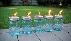 Aprende a hacer una vela que funciona como repelente natural para los insectos.
